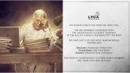 Indian 2 Crane Accident: Lyca Productions Announce2 Crore Financial Aid toHelp the Families of the Unit Members Who Died and Those Injured in the Mishap