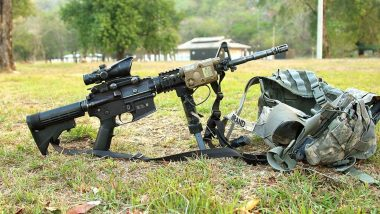 Defence Ministry Signs Rs 880 Crore Contract with Israeli Firm IWI to Acquire 16,479 Light Machine Guns