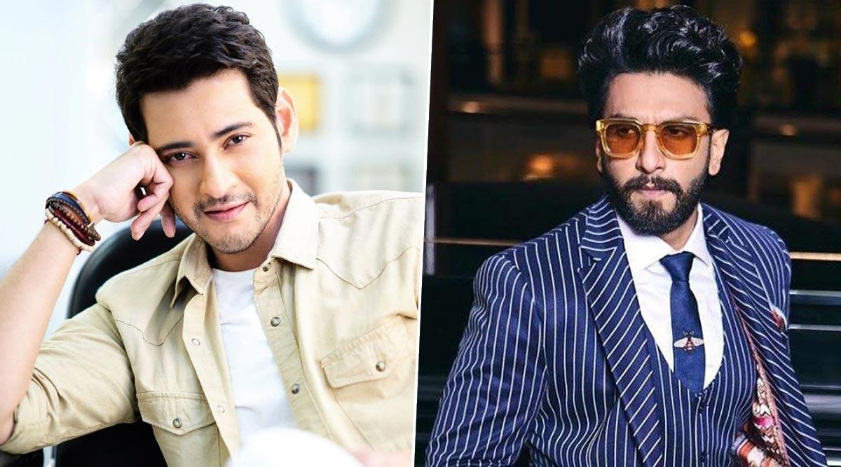 Sarileru Neekevvaru Star Mahesh Babu to Make His Bollywood Debut in a Film Starring Ranveer Singh?