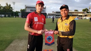 Malaysia vs Hong Kong, 5th T20I Match Live Cricket Streaming: Check Live Cricket Score, Watch Free Telecast of MAL vs HK T20I Series 2020