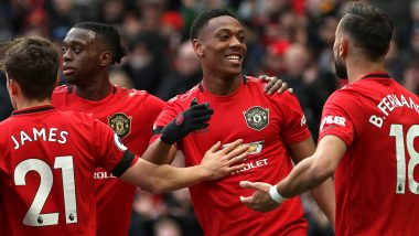 Derby County vs Manchester United, FA Cup 2019-20 Live Streaming on SonyLiv: Check Live Football Score, Watch Free Telecast of DER vs MUN on TV and Online