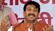 Manoj Tiwari Removed as Delhi BJP President: 5 Times Actor-Turned-Politician Courted Controversies