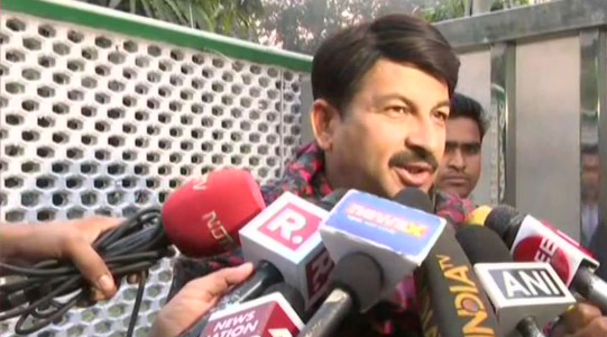 Delhi Assembly Elections Results 2020: Don't Be Surprised If BJP Wins 55 Seats, Says Manoj Tiwari Ahead of Vote Counting
