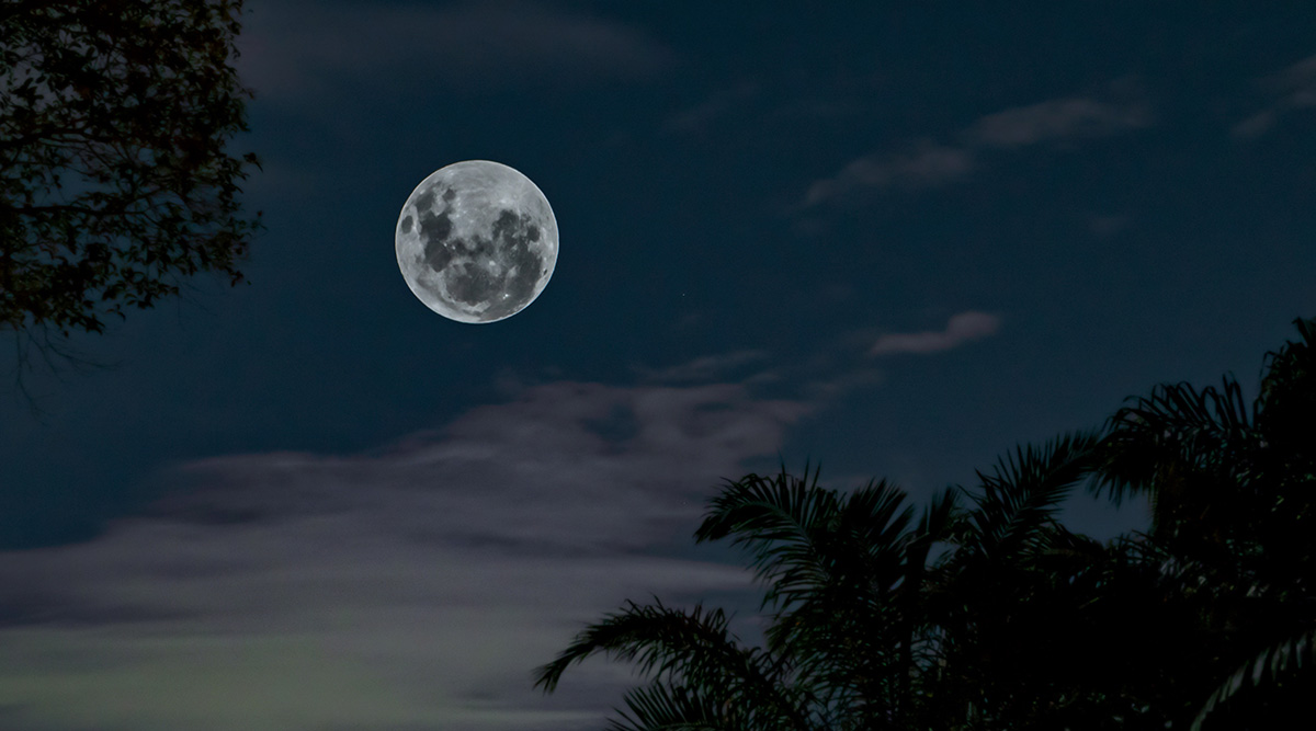 March Full Moon 2020 Date and Timing: All About First Supermoon of This Year