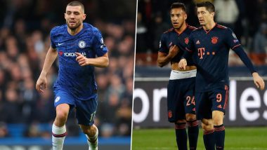 CHE vs BAY Dream11 Prediction in UEFA Champions League 2019–20: Tips to Pick Best Team for Chelsea vs Bayern Munich Football Match