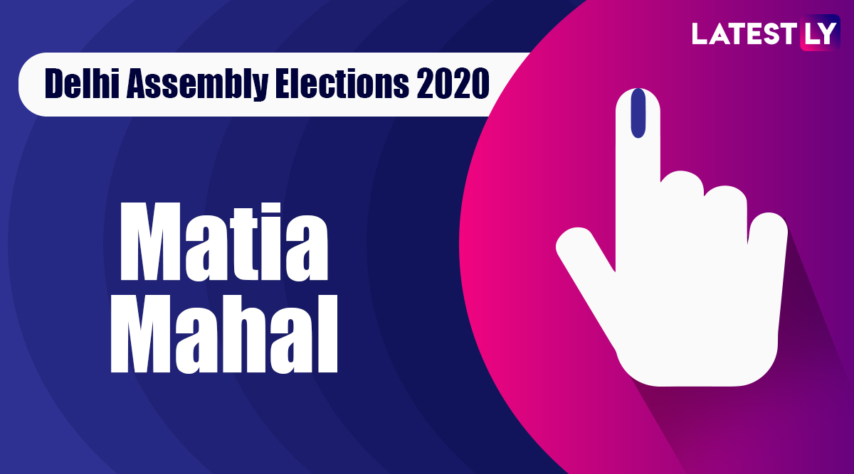 Matia Mahal Election Result 2020: AAP Candidate Shoaib Iqbal Declared Winner From Vidhan Sabha Seat in Delhi Assembly Polls