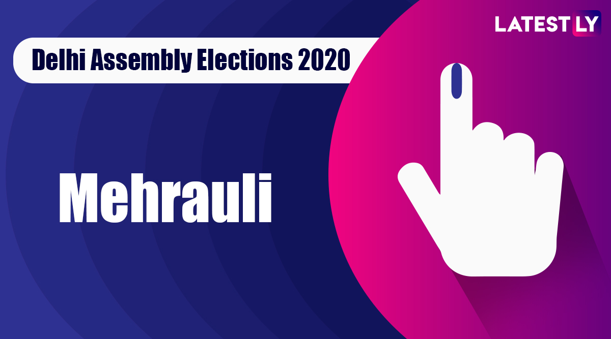 Mehrauli Election Result 2020: AAP Candidate Naresh Yadav Declared Winner From Vidhan Sabha Seat in Delhi Assembly Polls
