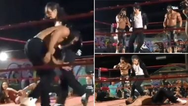Michael Jackson is Alive and Kickin'! Video of Wrestler in Brazil Doing Classic MJ Moves is Amusing The Internet
