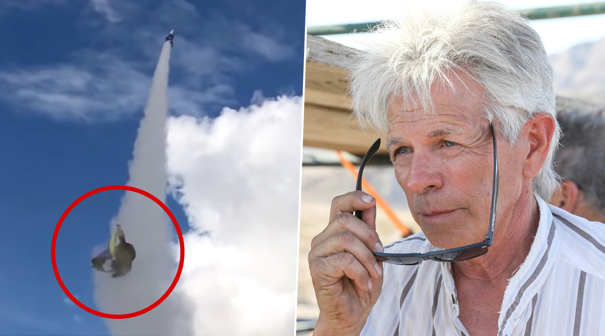 Famous Flat-Earther 'Mad' Mike Hughes Dies After His Steam Rocket Crashes (Watch Video)