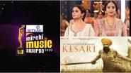 Mirchi Music Awards 2020: Kalank Sweeps Six Major Honours Including Song Of the Year, Kesari Bags Album Of the Year