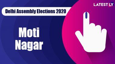 Moti Nagar Election Result 2020: AAP Candidate Shiv Charan Goel Declared Winner From Vidhan Sabha Seat in Delhi Assembly Polls