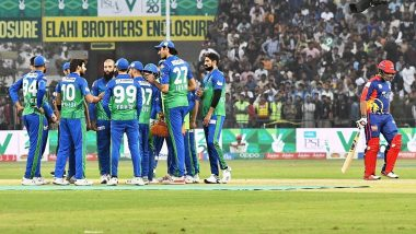 PSL 2021 Live Streaming Online in India: Watch Free Telecast of Multan Sultans vs Lahore Qalandars, Pakistan Super League 6 Match in IST