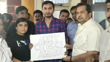 Uber Revokes Suspension of Mumbai Driver Who Took Jaipur-Poet Bappadittya Sarkar to Police Station Over His Conversation on 'Anti-CAA Protests'