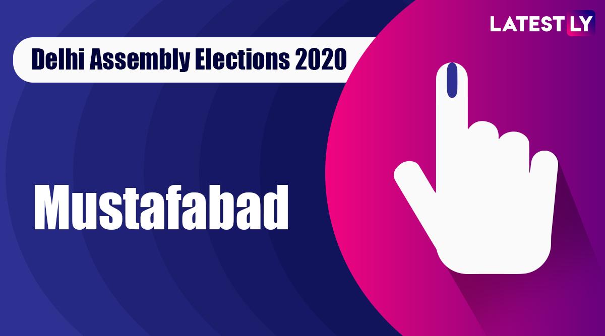 Mustafabad Election Result 2020: AAP Candidate Haji Yunus Declared Winner From Vidhan Sabha Seat in Delhi Assembly Polls