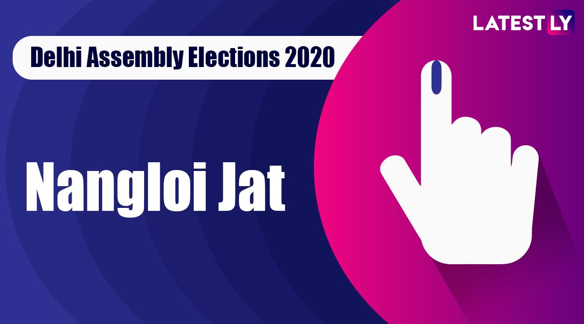 Nangloi Jat Election Result 2020: AAP Candidate Raghuvinder Shokeen Declared Winner From Vidhan Sabha Seat in Delhi Assembly Polls