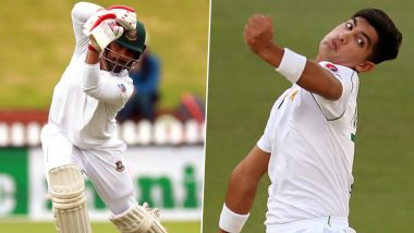 Naseem Shah vs Tamim Iqbal and Other Exciting Mini Battles to Watch Out for During Pakistan vs Bangladesh 1st Test 2020 in Rawalpindi