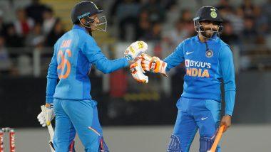 Ravindra Jadeja, Navdeep Saini Record Fourth-Highest Eighth Wicket Partnership for India in ODIs