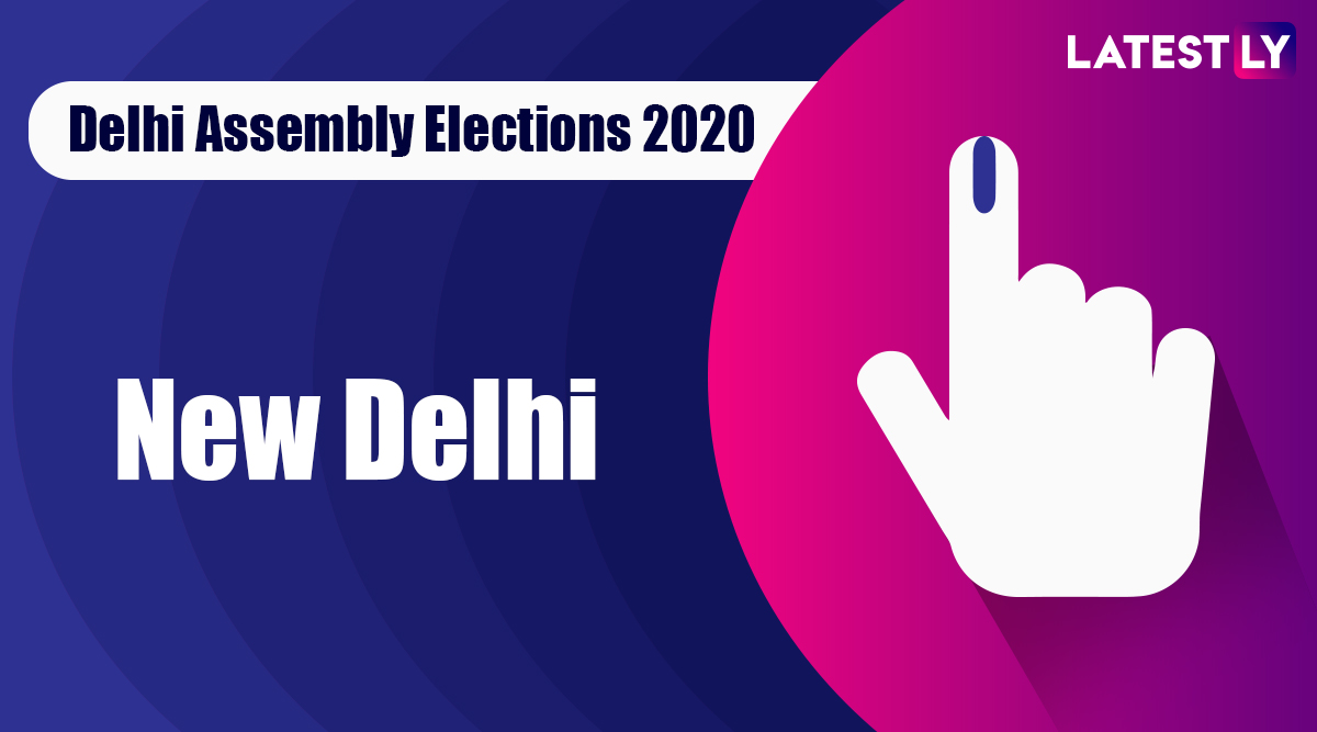 New Delhi Election Result 2020: CM and AAP Chief Arvind Kejriwal Declared Winner From Vidhan Sabha Seat in Delhi Assembly Polls