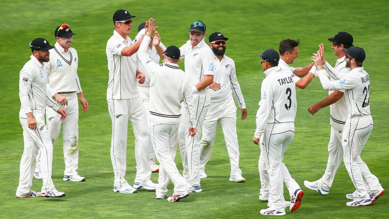 India vs New Zealand Live Cricket Score, 1st Test 2020, Day 2: Get Latest Match Scorecard and Ball-by-Ball Commentary Details for IND vs NZ Test From Wellington
