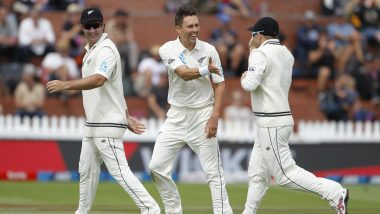 New Zealand Cricketers Reach London for ICC World Test Championship Final Against India and Test Series Against England