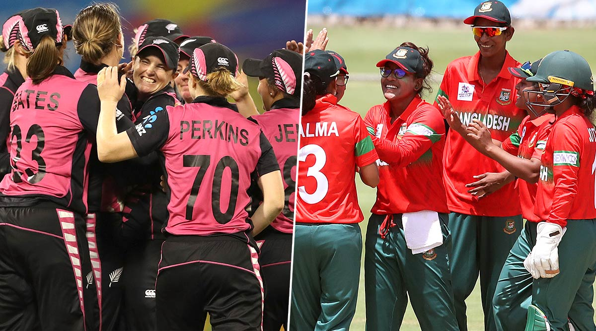 Live Cricket Streaming of New Zealand Women vs Bangladesh Women ICC Women's T20 World Cup 2020 Match on Hotstar and Star Sports: Watch Free Live Telecast of NZ W vs BAN W on TV and Online