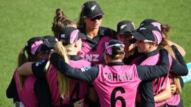 Live Cricket Streaming of New Zealand Women vs Sri Lanka Women ICC Women's T20 World Cup 2020 Match on Hotstar and Star Sports: Watch Free Live Telecast of NZ W vs SL W on TV and Online
