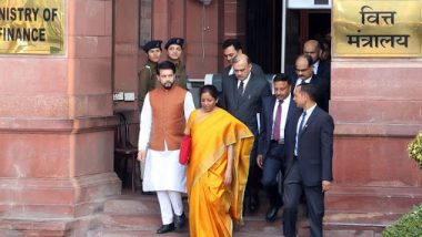 Union Budget 2020-21 Highlights: FM Nirmala Sitharaman Announces New Income Tax Slabs But With Riders, Allocates Rs 2.83 Lakh Crore For Agriculture and Rs 69,000 for Healthcare; Here Are All Updates