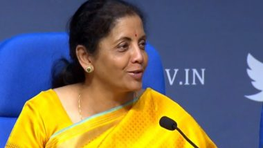 COVID-19 Impact on Businesses in India: FM Nirmala Sitharaman Allays Fears of Price Hike; TV, AC, Smartphone Likely to Turn Expensive by Feb End