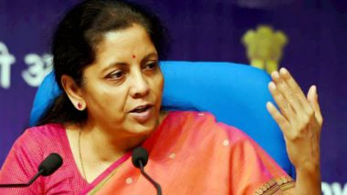 Govt Extends Deadline for IT Return Filing For FY 2018-19 Till June 30, Nirmala Sitharaman Also Announces Reduction in Interest Rate on Delayed TDS Deposit