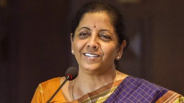 FM Nirmala Sitharaman Applauds Income Tax Officials on I-Day 2020