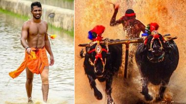 Nishant Shetty, Kambala Jockey, Breaks Srinivas Gowda's Record, Covers 100 Meter Distance in 9.51 Seconds