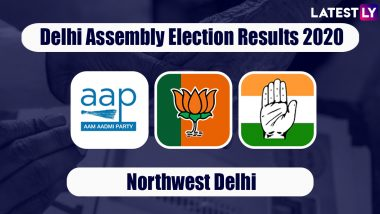 Delhi Assembly Elections 2020 Results From North West Delhi Live News Updates: AAP Makes Victory In Nine Constituencies, BJP Secures One