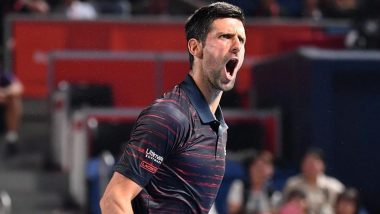 Novak Djokovic Credits His Success in Tennis to Plant-Based Diet; Here's How Vegan Foods Can Affect the Performance of an Athlete
