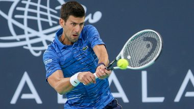 Novak Djokovic Wins Dubai Tennis Championships 2020, Eyes New Winning Streak After Capturing 79th Career Title