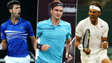 Novak Djokovic Confirms Common WhatsApp Group With Roger Federer and Rafael Nadal