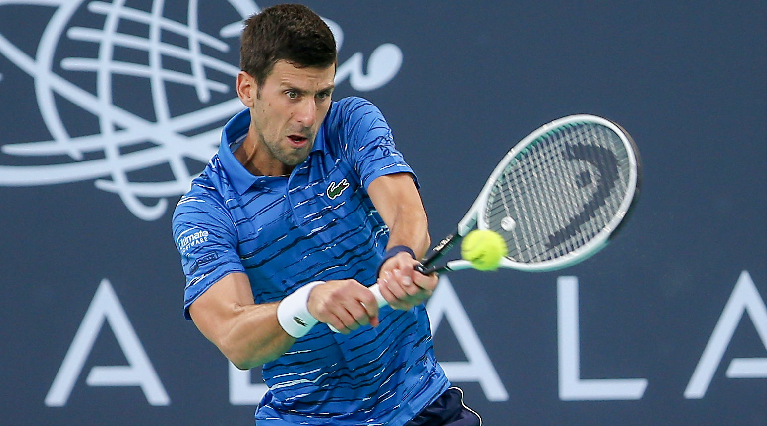 Novak Djokovic Beats Dominic Thiem in a Five-Set Thriller ...