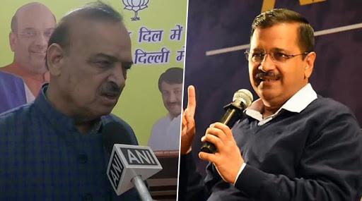 OP Sharma, BJP's Vishwas Nagar MLA, Calls Arvind Kejriwal 'Terrorist', Says AAP Leader 'Supports Tukde-Tukde Gang'