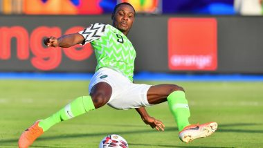 Manchester United Transfer News: Nigerian Striker Odion Ighalo Joins Man Utd From Shanghai