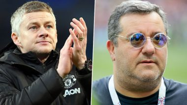 Manchester United Manager Ole Gunnar Solskjaer Hits Out at Paul Pogba's Agent Mino Raiola