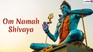 Maha Shivratri 2020 Quotes in Hindi: Sayings on Lord Shiv Shankar, WhatsApp Images, Messages And Greetings to Download And Share