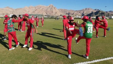 Live Cricket Streaming of Oman vs Maldives, T20 2020 Online: Watch Free Live Telecast of ACC Western Region Series OMN vs MLD Match