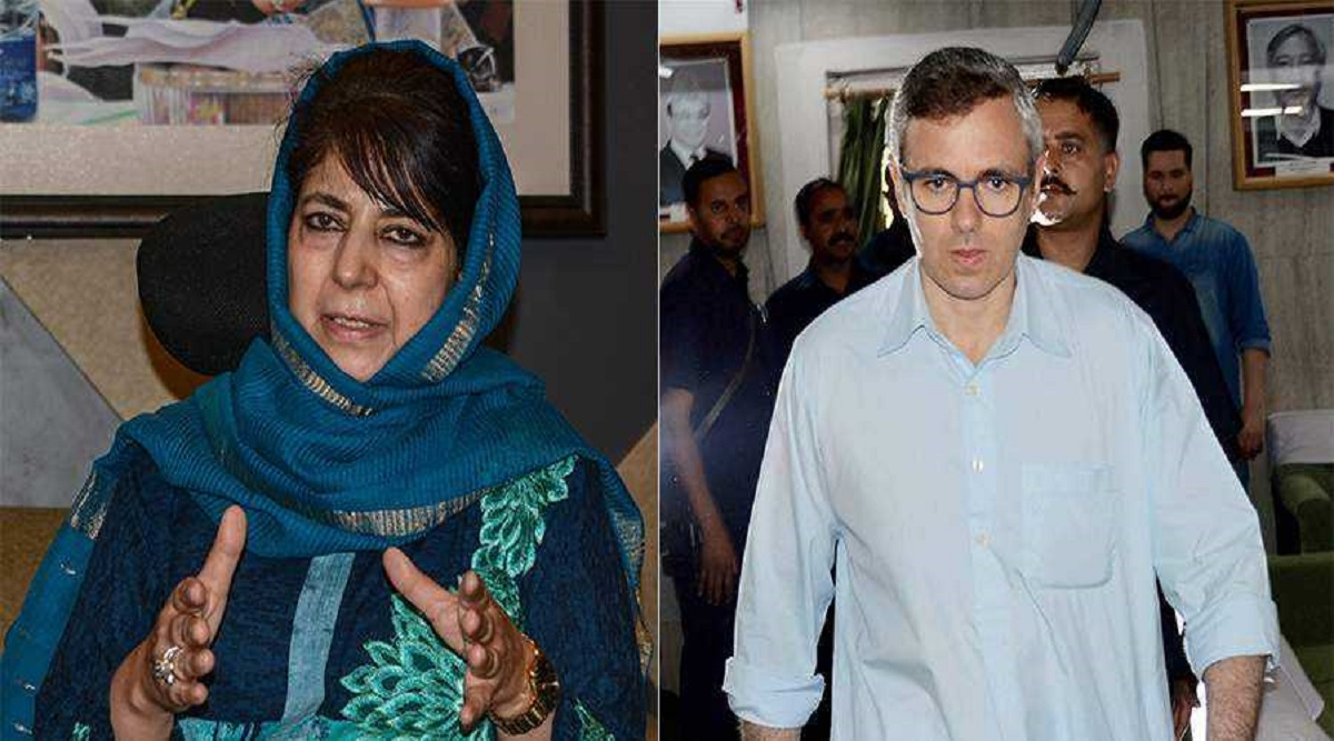 Omar Abdullah Demands Release of Mehbooba Mufti as India Goes Under Lockdown Over Coronavirus Outbreak