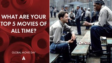 Oscars 2020: The Shawshank Redemption Trends as The Academy Asks Fans Their Top Five Movies Of All Time