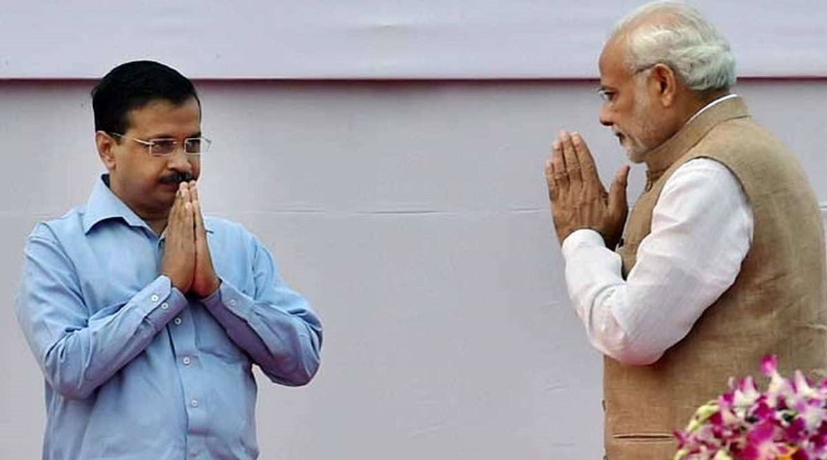 PM Narendra Modi Extends Greetings to Arvind Kejriwal on AAP Victory in Delhi Assembly Elections 2020