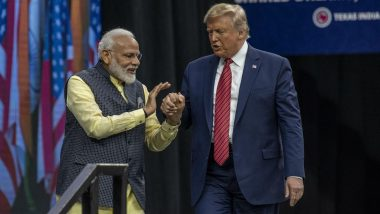 Donald Trump India Visit: US President Will Raise Issue of Religious Freedom with PM Narendra Modi, Says White House