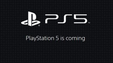 Sony PS5 To Be Launched Soon; Official Website Goes Live