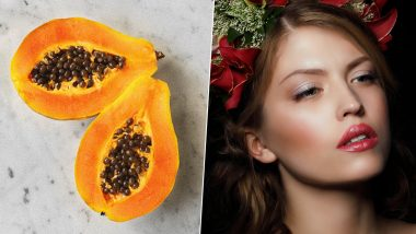 Home Remedy of the Week: How To Use Papaya For Glowing & Shiny Skin (Watch Video)