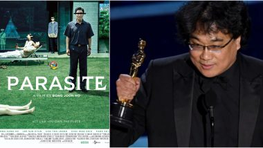 Parasite: Bong Joon Ho's South Korean Film Bags Major Honours at Oscars 2020, Here are 5 Interesting Facts About It