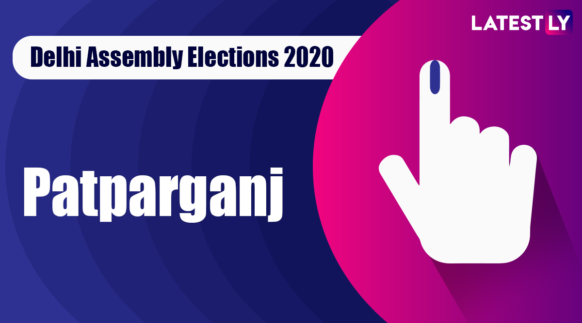 Patparganj Election Results 2020: AAP Candidate Manish Sisodia Declared Winner From Vidhan Sabha Seat in Delhi Assembly Polls