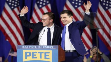 US Presidential Elections 2020: Pete Buttigieg, in Close Contest With Bernie Sanders in Democratic Primaries, Faces Row Over Sexual Orientation